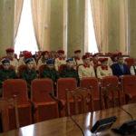 Подведение итогов работы военного комиссариата Липецкой области