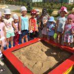 Конкурс построек из песка «Песочная фантазия»