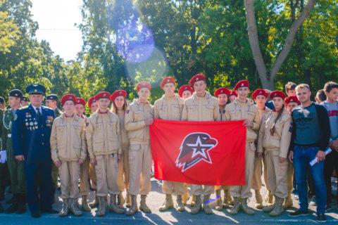 «В Армии служить – почётно!»