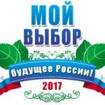 Городская воспитательная акция «Мой выбор — будущее России!» (2017-2018 учебный год)