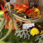 Итоги выставки «Дары осени пожилым людям»