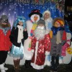 «Петровские забавы, или новый год по-липецки»