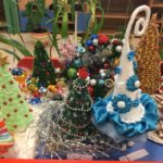Конкурс новогодних композиций «Вместо ёлки –букет»