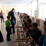 «Мама, папа и я – шахматная семья»