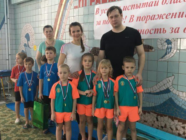 XVIII Спартакиада дошкольников
