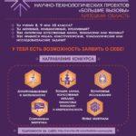 Всероссийский конкурс научно-технологических проектов «Большие вызовы» 2018-2019